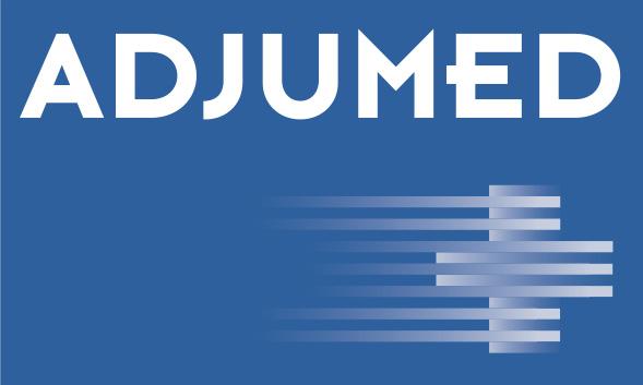 Logo Adjumed Services AG