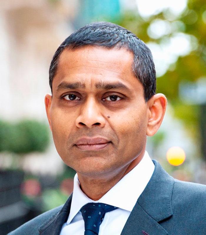 Prof. Basky Thilaganathan
